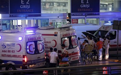 Турция обвини 13 души за атентата в Истанбул