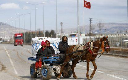 Турците вече не искат бежанците от Сирия