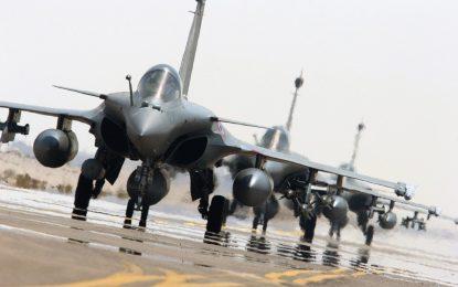 """Франция и САЩ атакуват """"Ислямска държава"""" в Мосул"""