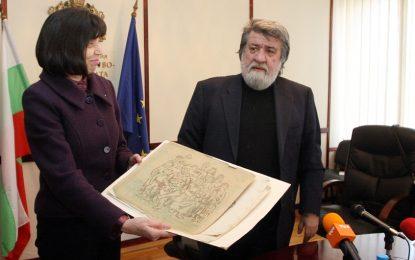Владо Руменов уволнен за цялостно гражданско творчество