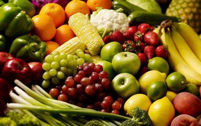 Плодове и зеленчуци, който не яде, е… кисел