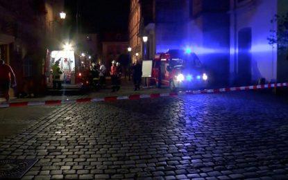 """Берлин определи като """"атентат"""" взрива на фестивал в Анбах"""
