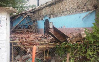 Митрополията в Пловдив остави да се срути църква на 160 години