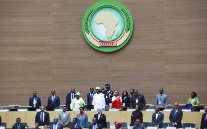 Африканският съюз издава е-паспорти за… Африка