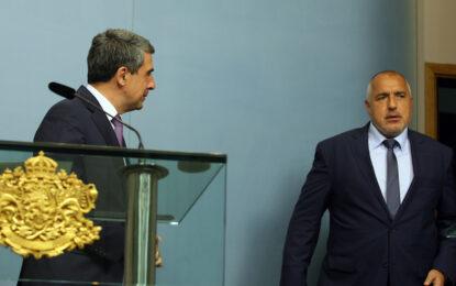 Борисов и Плевнелиев се разминаха за НАТО в Черно море