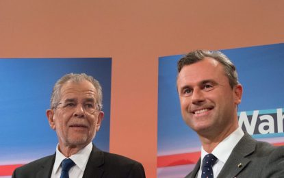 Австрия отново ще гласува за президент