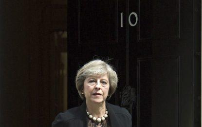 Тереза Мей спечели първия рунд за лидер на британските консерватори
