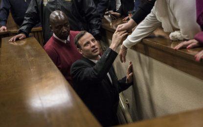 Южна Африка разделена за присъдата на Писториус