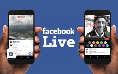Ела да гледаме едно убийство във Facebook Live