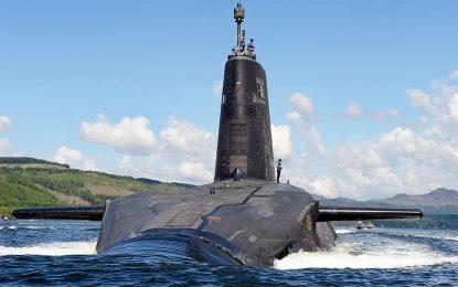 За $41 млрд. Великобритания обновява ядрения си арсенал