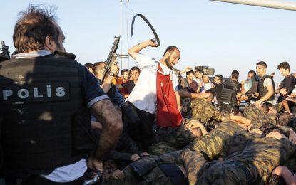 Чистка и репресии в Турция. И без отрязани глави