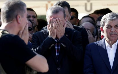 Ердоган е бил на мушката на F-16 във въздуха