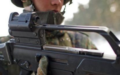 Германия удвоила експорта на оръжие