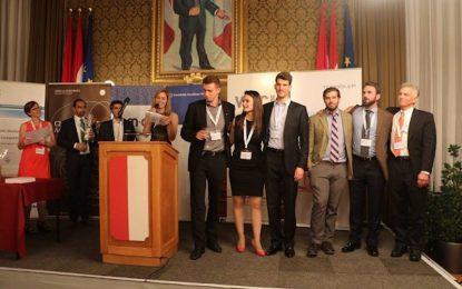 Студенти от СУ спечелиха международна надпревара по медиация