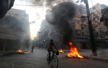 Битката за Алепо е на финала
