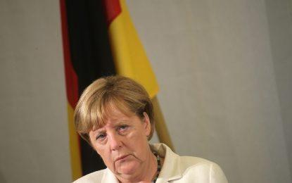 Половината германци не искат четвърти мандат на Меркел