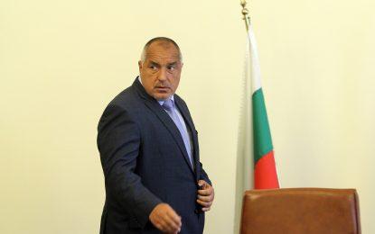 Бойко Борисов ги помилва до вторник