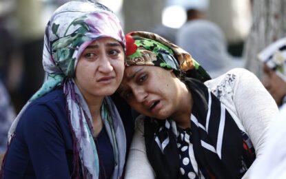 Дете е извършило бомбения атентат в Газиантеп
