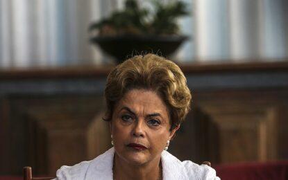 Сенатът на Бразилия отстрани Дилма Русеф окончателно