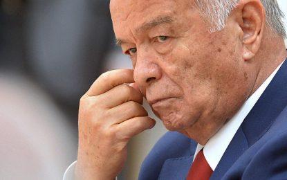 """Президентът на Узбекистан получи инсулт на """"олимпийски"""" банкет"""