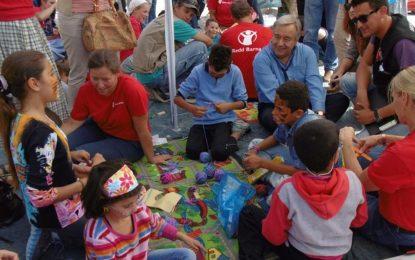 Как център за бежанци на Лесбос стана селище
