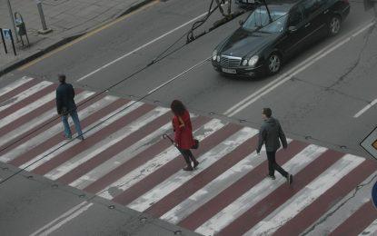 Правото да пресичаме на пешеходна пътека не е абсолютно