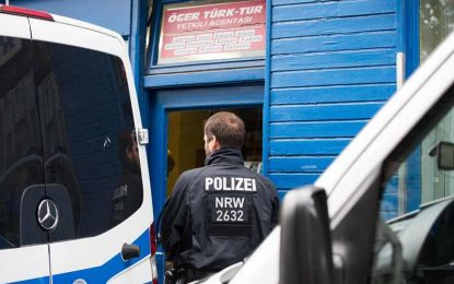 Германия арестува джихадисти в мащабна операция
