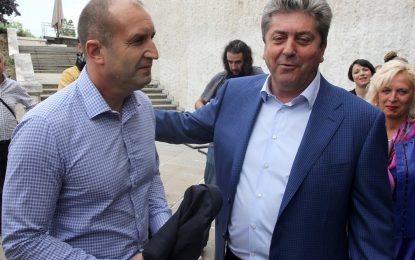 Радев се прицели в желаещите независима България в ЕС и НАТО