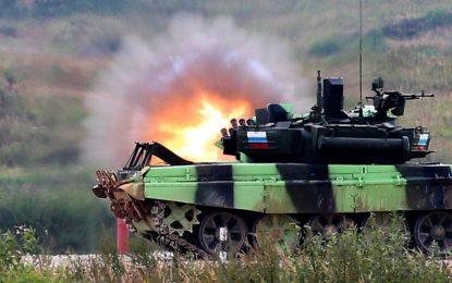 Путин вдигна армията за тест на бойната готовност