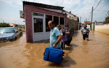 В Скопие още дирят изчезнали