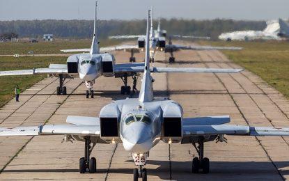 Русия бомбардира джихадисти в Сирия от иранска авиобаза
