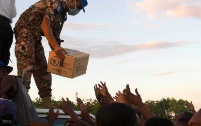 2.4 милиона души в Либия се нуждаят от хуманитарна помощ