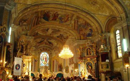 Църквата в Хърватия се зае с политическа агитация