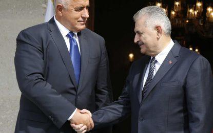 Брюксел отряза Борисов за безвизовия режим на Турция