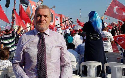 И Касим Дал сред милионите в Турция по покана на Анкара