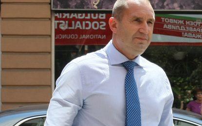 Румен Радев: Политическа криза в България няма