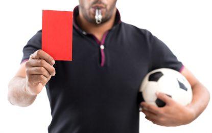 """""""Ислямска държава"""" показа червен картон на футболните рефери в Сирия"""