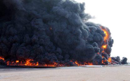 """САЩ бомбардираха """"Ислямска държава"""" в Либия"""