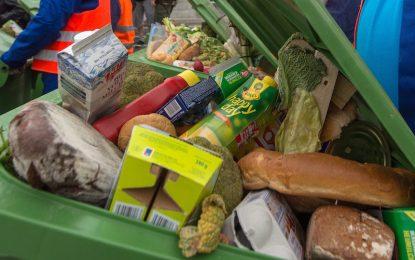 Забраната търговските вериги да хвърлят храни влезе в сила в Италия