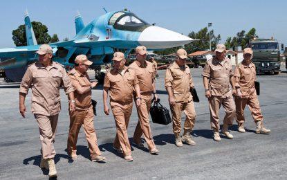 Руските самолети остават в Сирия безсрочно