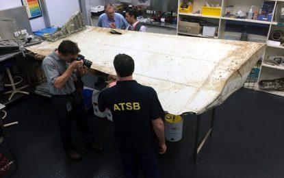 Изчезналият малайзийски самолет потопен умишлено