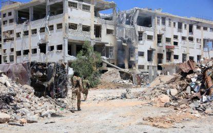 250 000 чакат хуманитарна помощ в Алепо