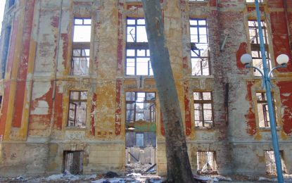 Архитекти искат разрухата на сгради-паметници да се наказва със затвор