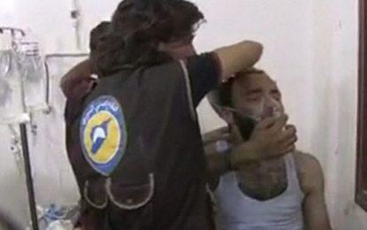 Поредна химическа атака в Сирия