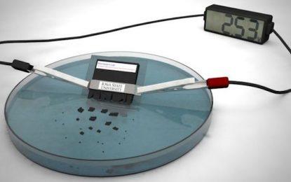 Учени създадоха батерия самоубиец