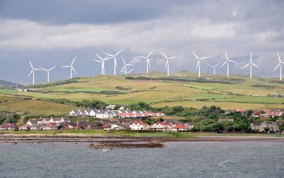 """И Шотландия се хвана за """"зелено"""""""