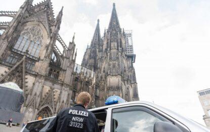 Не, насилието в Германия не расте, а намалява