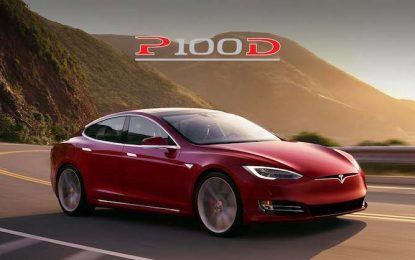 Tesla вече се надбягва с Porsche и Ferrari