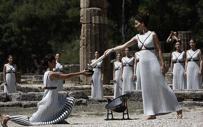 Олимпиадата и корупцията вървят за ръка от Древна Гърция