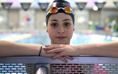 Бежанката, която доплува до Рио